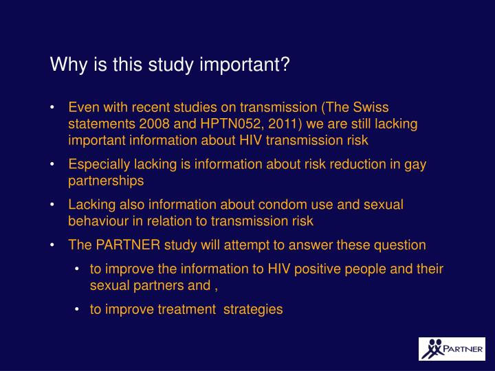 Why is this study important?