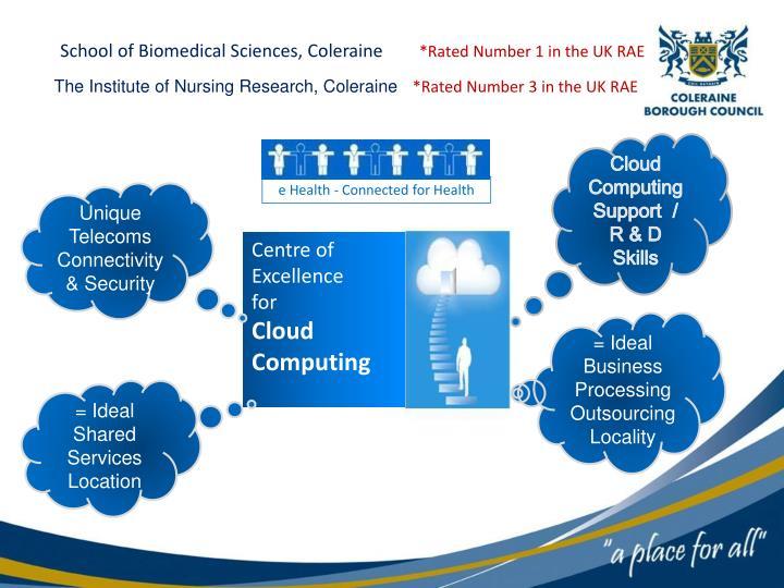 School of Biomedical Sciences, Coleraine