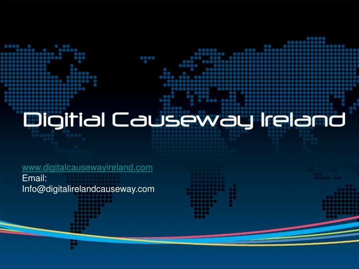 www.digitalcausewayireland.com