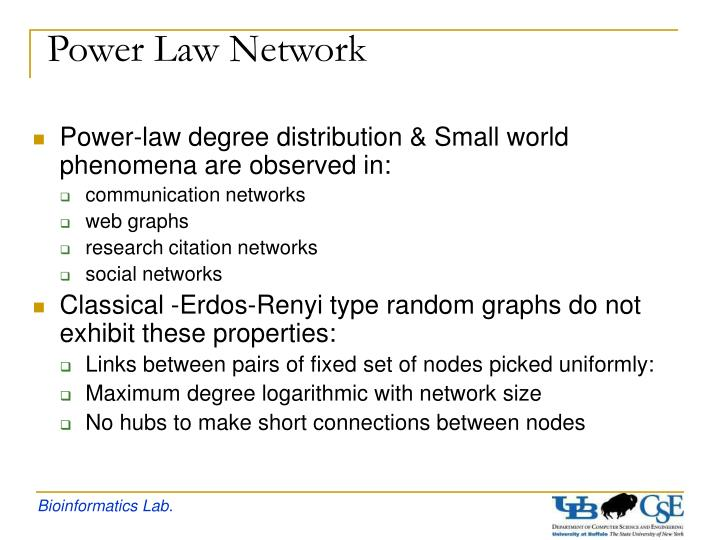 Power Law Network