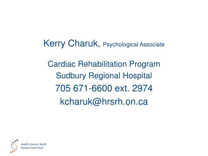 Kerry Charuk,