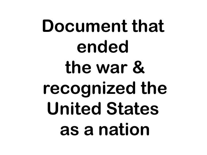 Document that