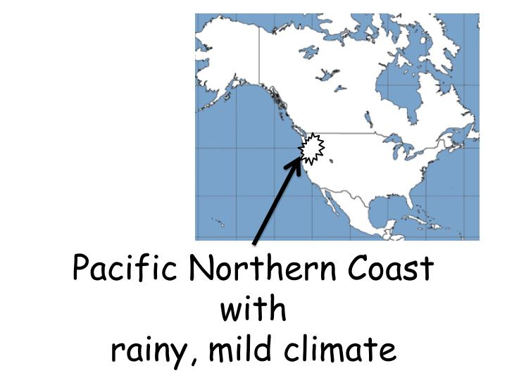Pacific Northern Coast with