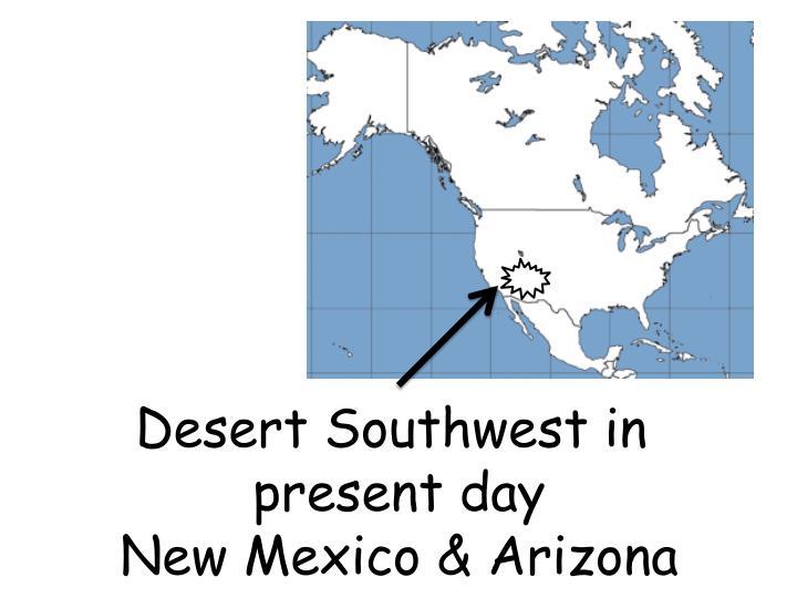 Desert Southwest in