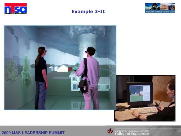Example 3-II