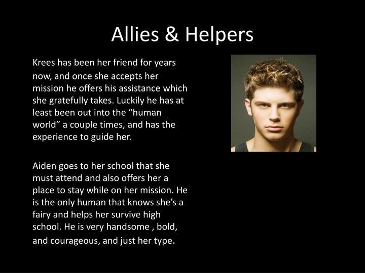 Allies & Helpers