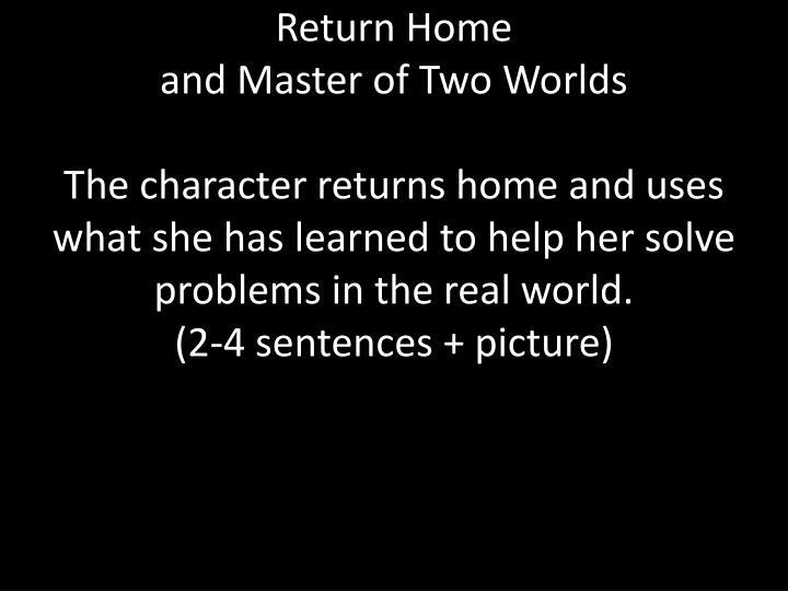 Return Home