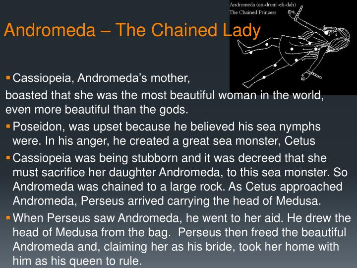 Andromeda – The Chained