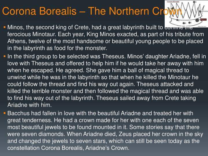 Corona Borealis – The Northern