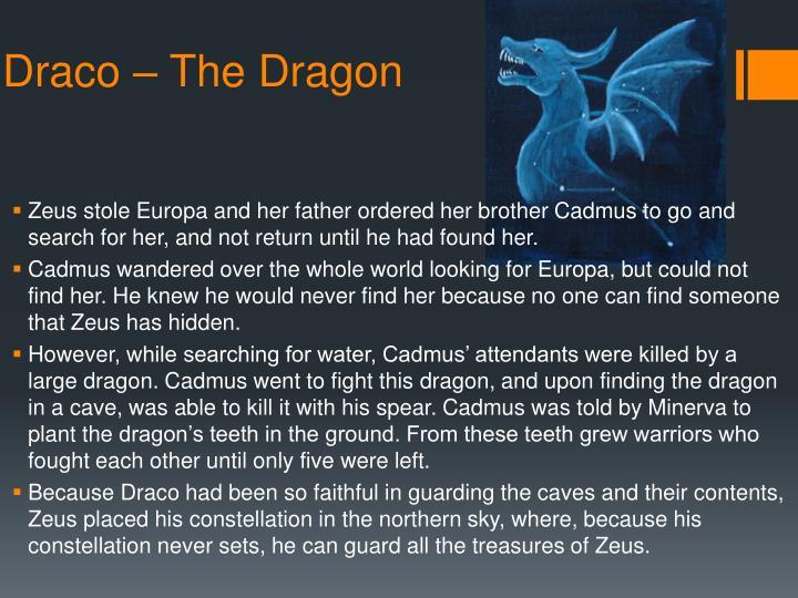 Draco – The