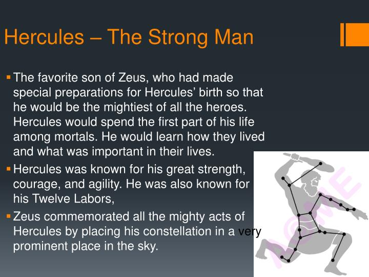 Hercules – The Strong