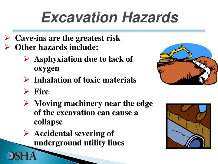 Excavation Hazards