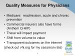quality measures for physicians