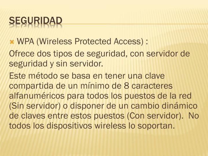 WPA (