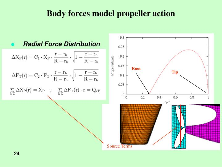 Radial Force Distribution