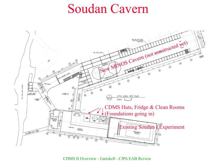 Soudan Cavern