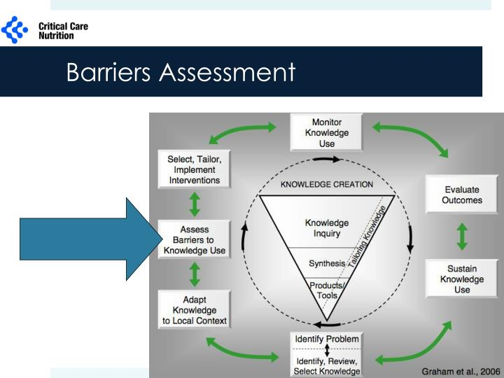 Barriers Assessment