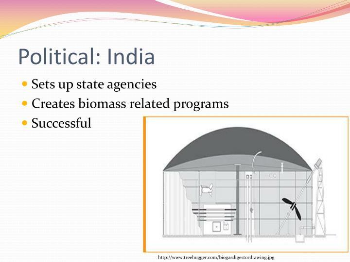 Political: India