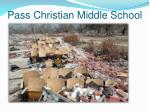 pass christian middle school