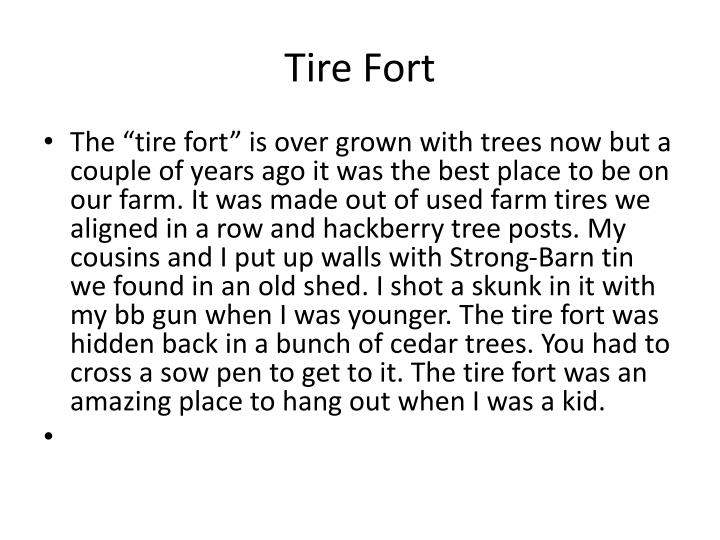 Tire Fort