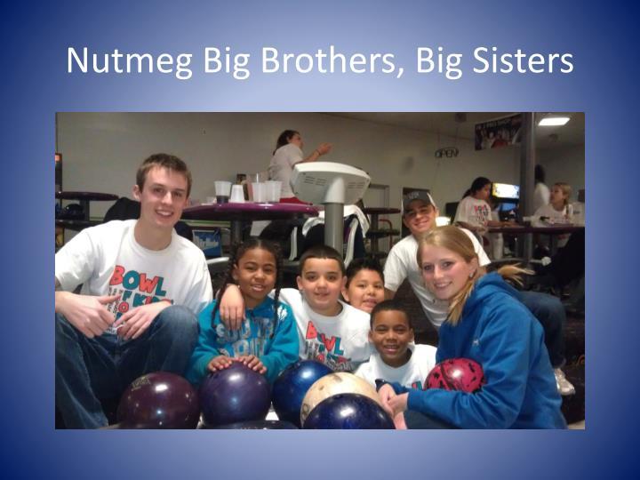 Nutmeg Big Brothers, Big Sisters