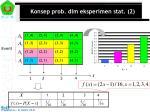 konsep prob dlm eksperimen stat 2