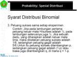 probability spesial distribusi1