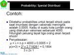 probability spesial distribusi10
