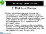 probability spesial distribusi6