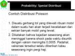 probability spesial distribusi8