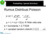 probability spesial distribusi9