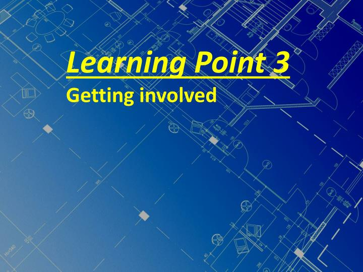 Learning Point 3