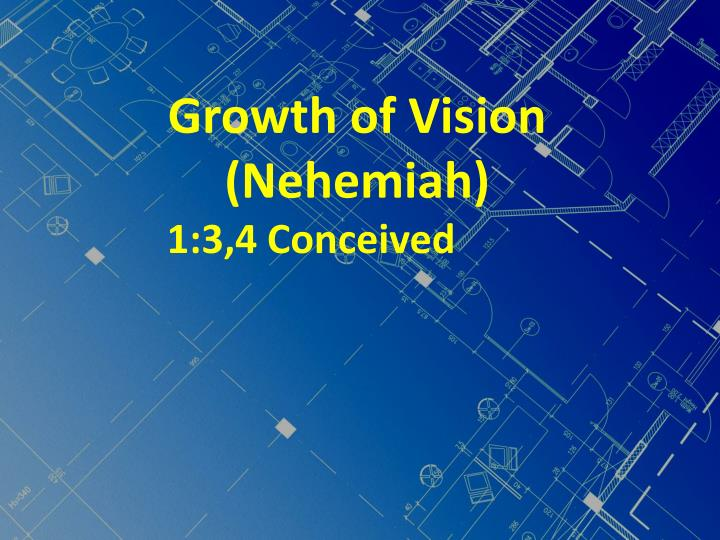 Growth of Vision