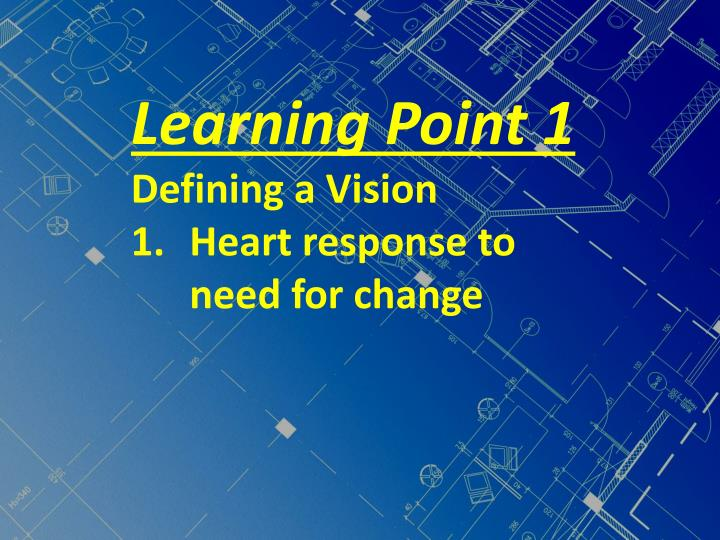 Learning Point 1
