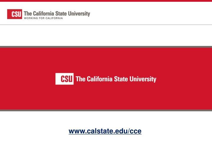 www.calstate.edu/cce