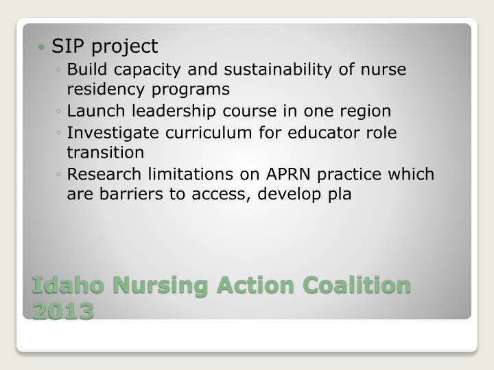 SIP project