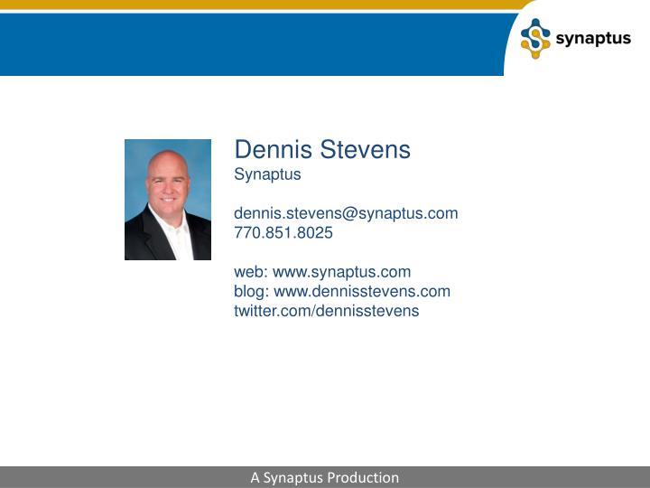 Dennis Stevens