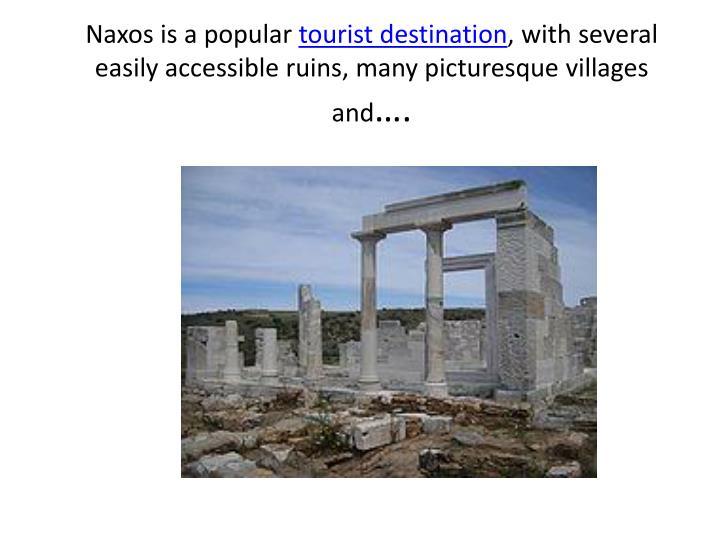Naxos is a popular