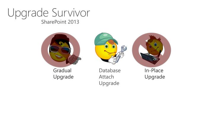 Upgrade Survivor