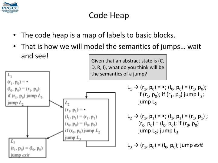 Code Heap