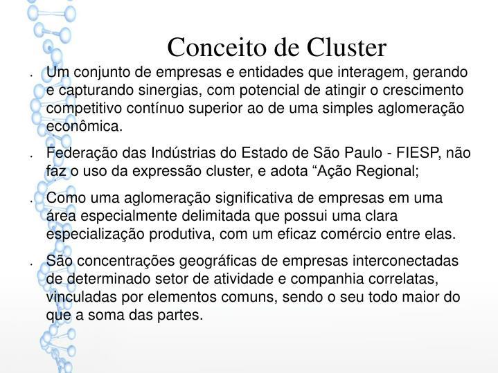 Conceito de Cluster