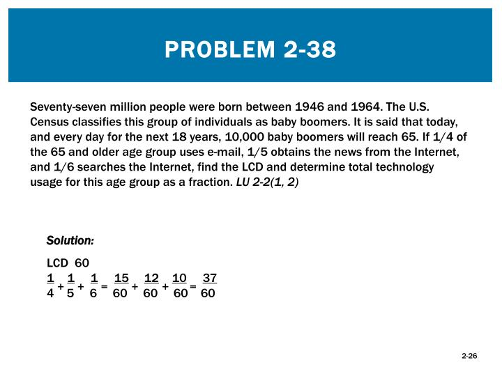 Problem 2-38