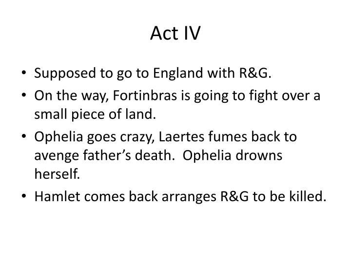Act IV