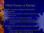 other forms of energy2
