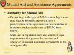 mutual aid and assistance agreements2