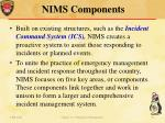 nims components