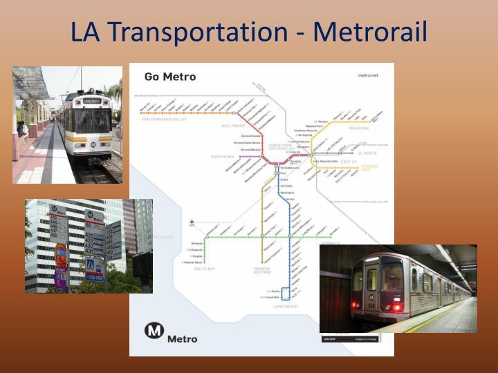 LA Transportation - Metrorail