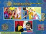 we accept admissions for children with ages starting 4 months to 4 5 years