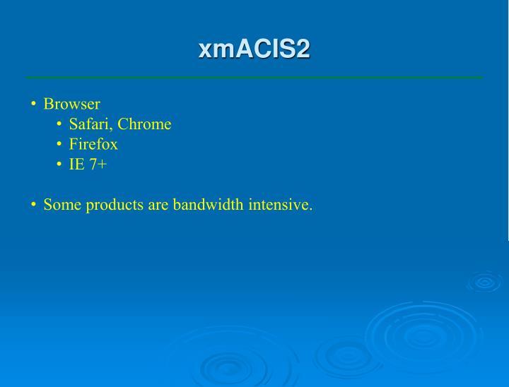 xmACIS2