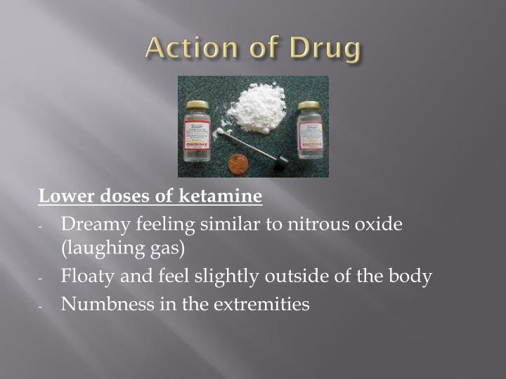 Action of Drug